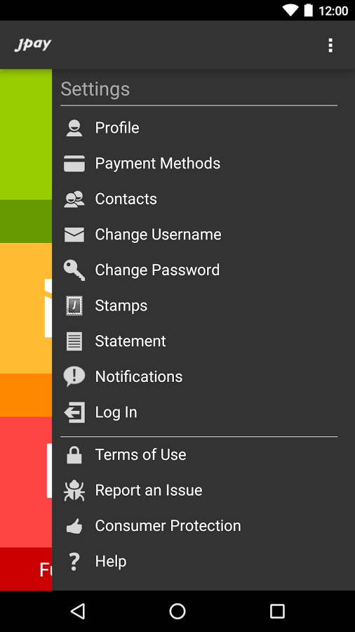 JPay app screenshot image 4
