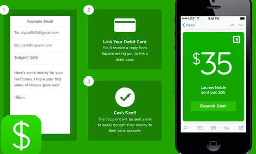 Square Cash app image