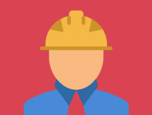 construction person